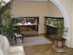 Акваріум в приватному будинку|Аквариум в частном доме